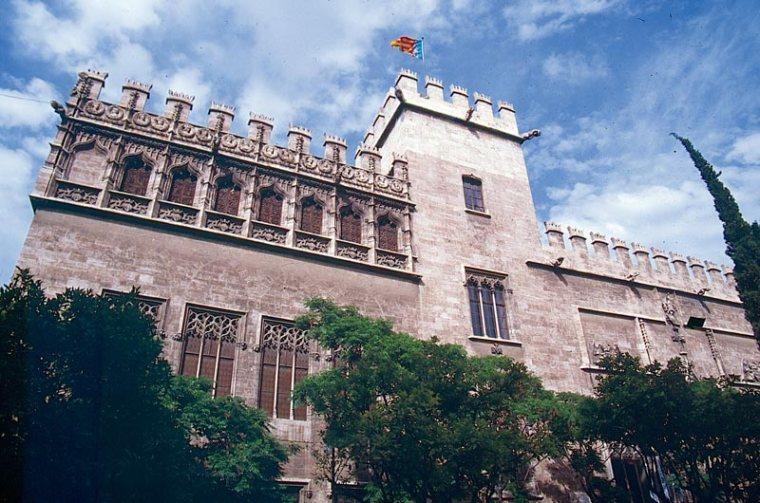 Valencia-Lonja de la Seda03